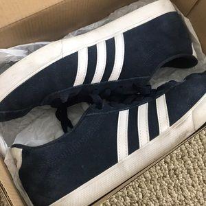 Adidas Neo Navy Courtset sneakers